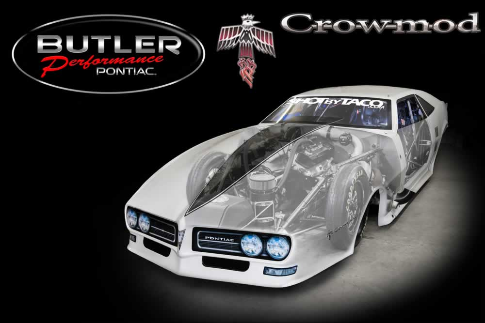 STREET OUTLAWS Justin Shearer's (Big Chief) New CrowMod