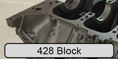 Rotating Assemblies & Stroker Kits - 428 Blocks (433-495 cu.in.)