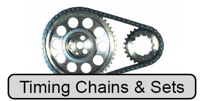 Camshaft & Valvetrain Components - Timing Chains and Sets