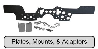 Engine Mounts, Plates, & Cradles - Engine Plates & Adaptors