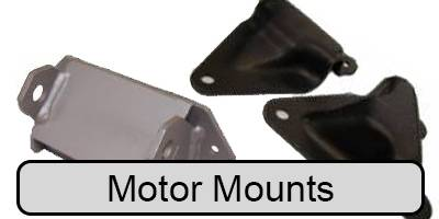 Engine Mounts, Plates, & Cradles - Motor Mounts