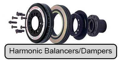 Engine Components- External - Harmonic Balancers/Dampers