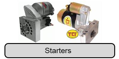 Engine Components- External - Starters