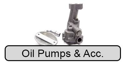 Engine Components- Internal - Oil Pumps & Accessories