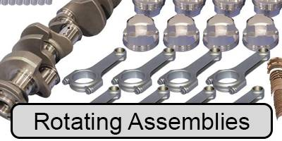 Rotating Assemblies & Stroker Kits