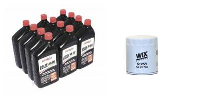 Oils, Filters, Paint, & Sealers - Oils & Filters