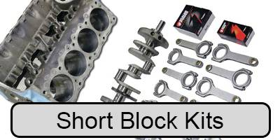 Engines, Blocks, & Engine Kits - Short Block Kits (Ready to Assemble)