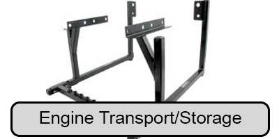 Engine Mounts, Plates, & Cradles - Engine Cradles/Stands