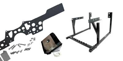 Engine Mounts, Plates, & Cradles