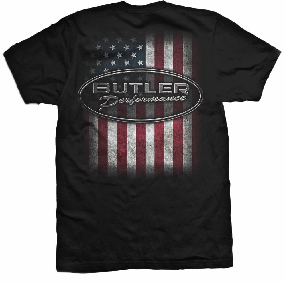 butler performance butler american pride tshirt small4xl bpits - American Pride T Shirt