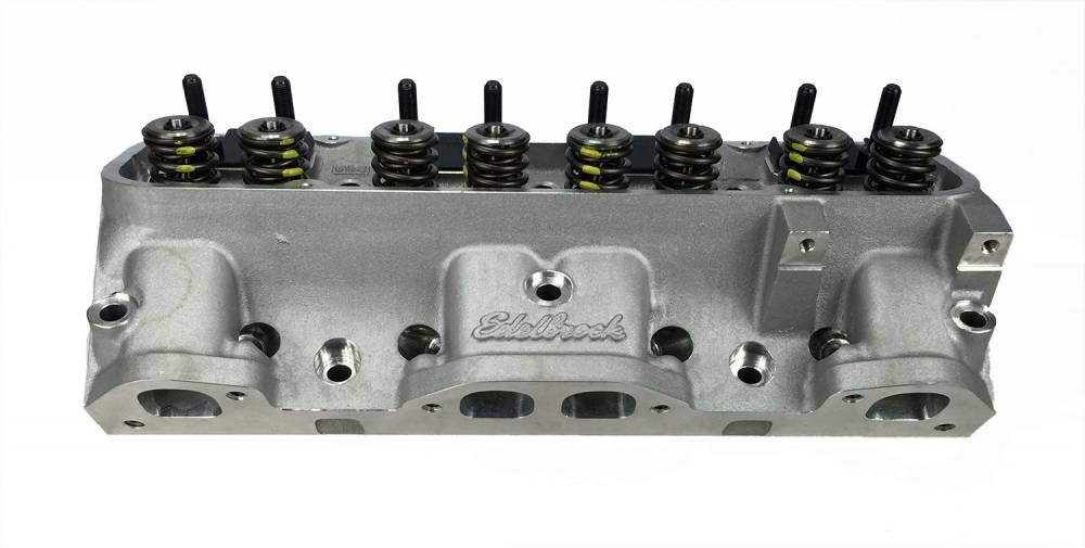 Butler Performance Edelbrock Round Port Custom Aluminum