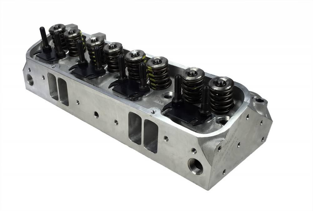 Butler Performance Edelbrock Round Port Custom CNC Machined