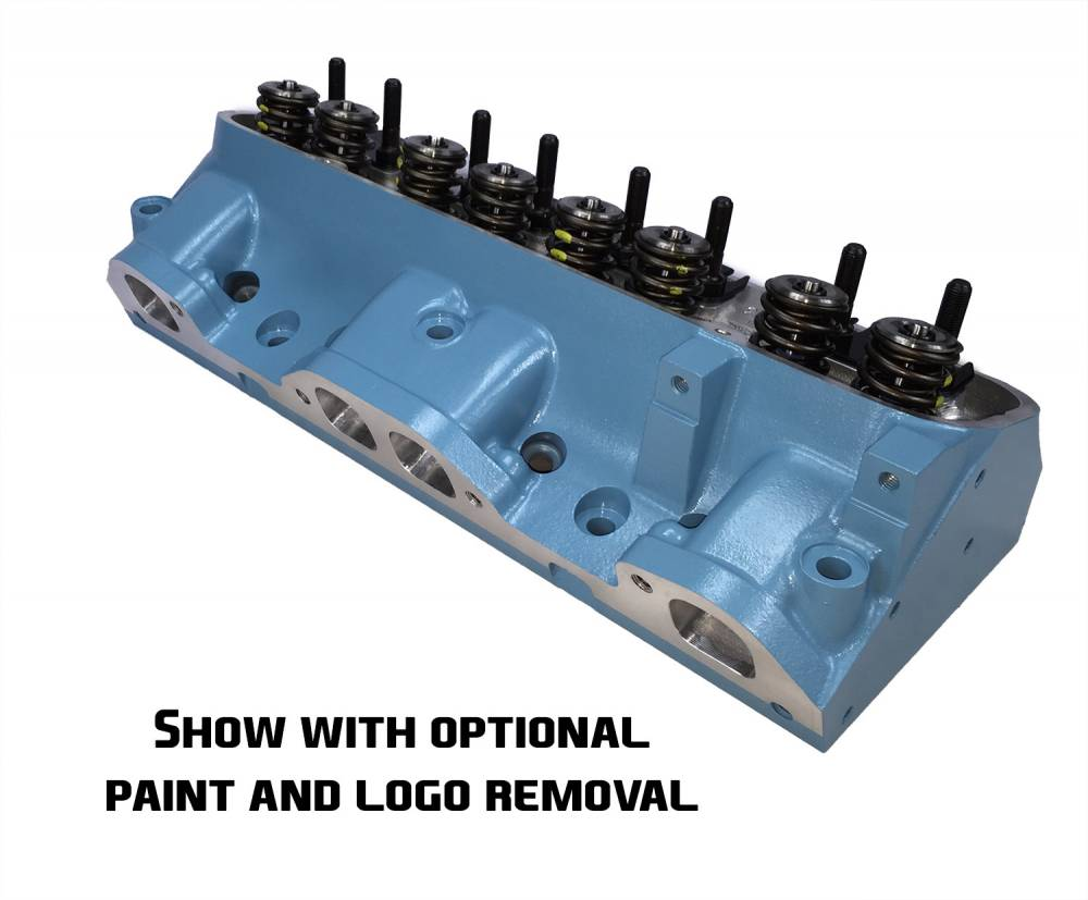 Butler Performance Edelbrock Round Port Custom CNC