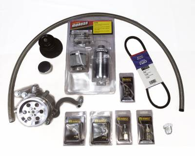 Oil Pans, Dip Sticks, Tubes & Oil Accessories - Evac Pump Kits & Accessories