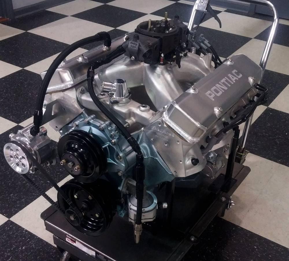 Bp Crate Engine 461 501 Cu In Long Block