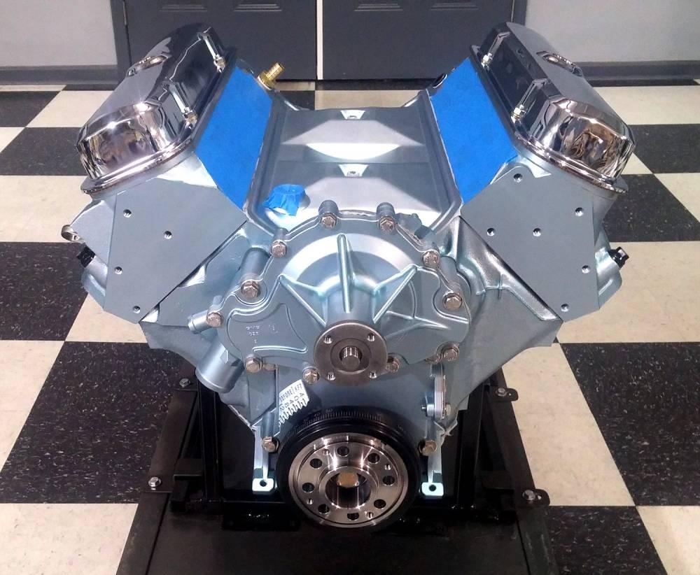 Bp crate engine 461 501 cu in long block butler performance bp crate engine 461 501 cu in long block malvernweather Images