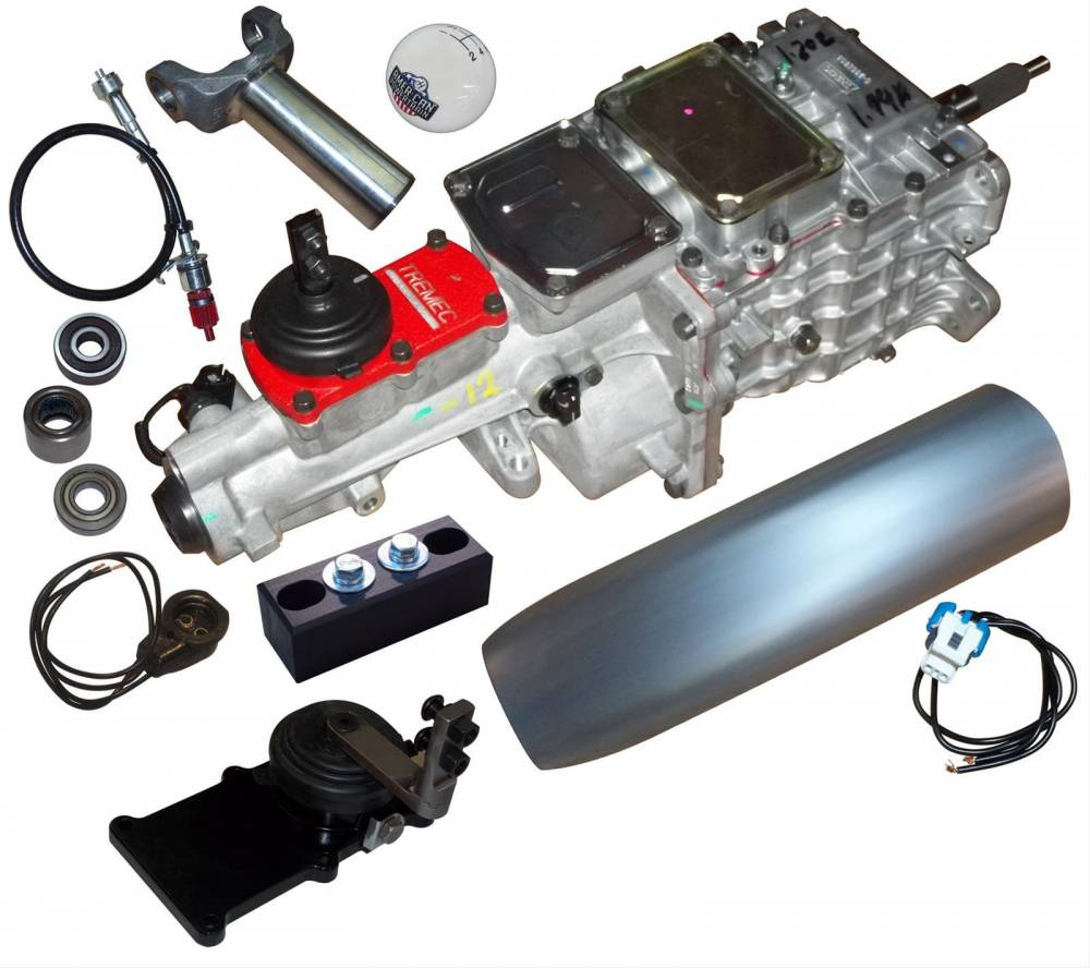 Tremec 5 Speed Tko 600 Transmission Kit A Body 1964 67 Apo 1967 Pontiac Le Mans Wiring Harness American Powertrain