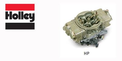 Holley Carburetors - HP