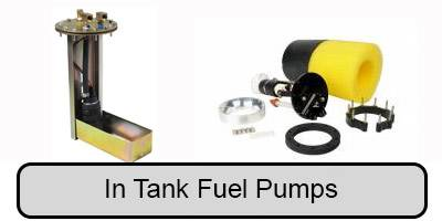 Fuel Pumps- EFI, Carbureted, Mechanical, & Retro-Fit - In-Tank Fuel Pumps (electric)