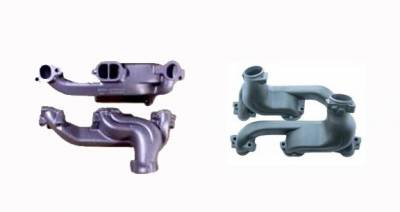 Headers and Exhaust Manifolds - Ram Air Exhaust Manifolds