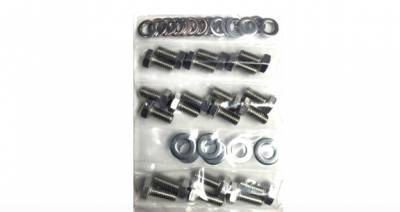 Fasteners-Bolts-Washers - Oil Pump, Oil Pan Bolts and Drain Plugs
