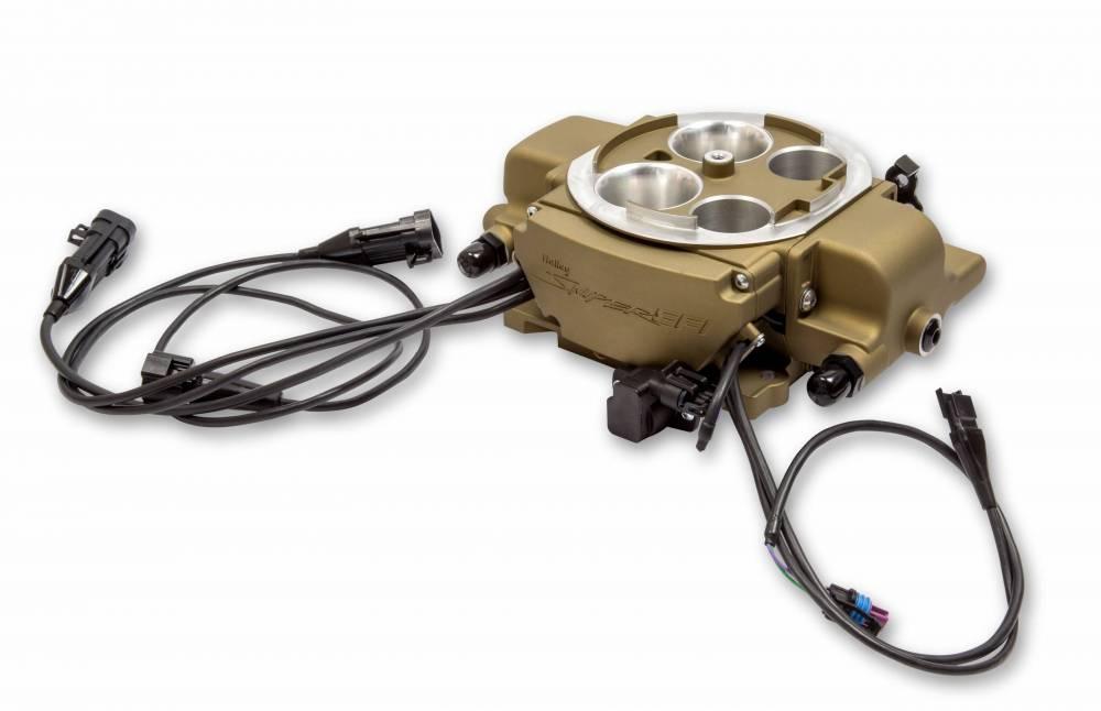 Holley Sniper EFI Quadrajet Self-Tuning w