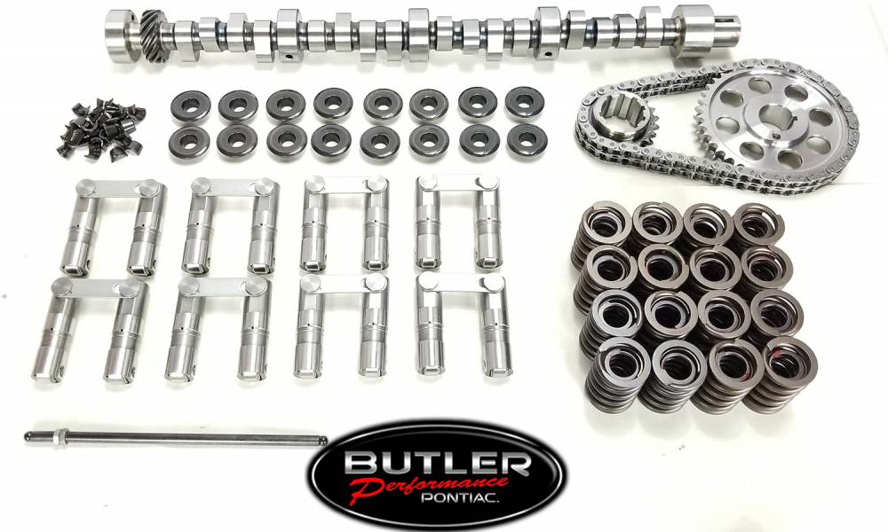 Butler/Comp Custom Cam & Lifter Master Kit Pontiac HR BPI-K