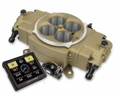 Holley EFI SYSTEMS - Holley Stealth 4150 EFI Systems