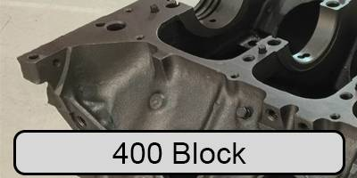 Engine Rebuilder Kits - 400 Block