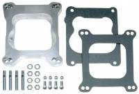 Butler Performance - Universal Carb. Adapter to Adapt a Holley or AFB Carb to Quadrajet Manifold or Reverse RPC-S2066