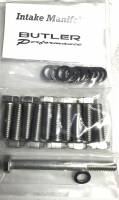 Butler Performance - Butler Performance Intake Manifold Fastener Kit, 22pc ABO-Kit-IM