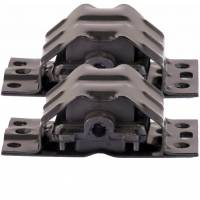 Butler Performance - Stock Replacement 70-81 F-body (Firebird/TA) Rubber Engine Frame Mount, Set BPI-2387-2