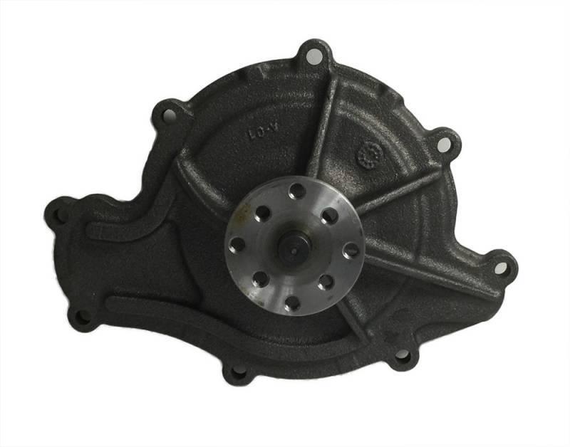 Butler Performance - Cardone/DuralastPontiac 1964-1968 8 Bolt Water Pump- Cast Iron AOC-58-299