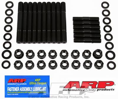 ARP - ARP Pontiac 4-Bolt Main Stud Kit ARP-194-5601