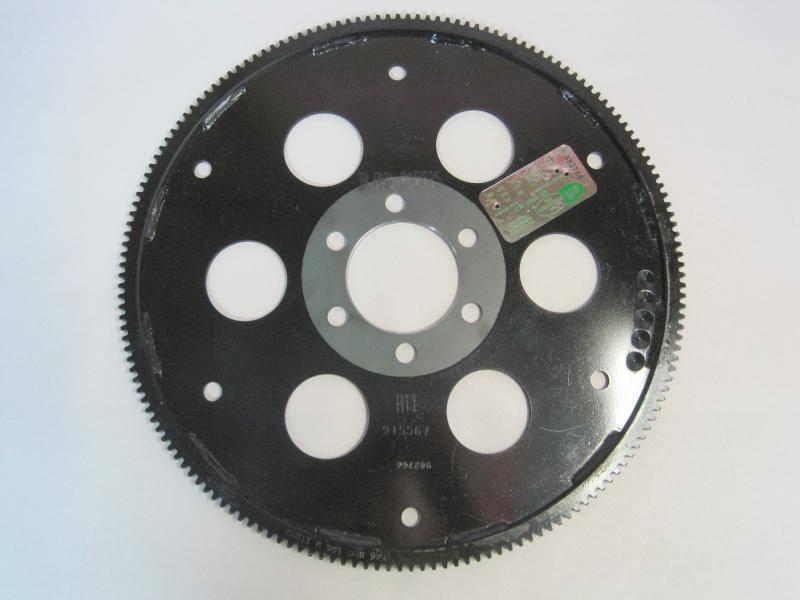 ATI - ATI Pontiac SFI Approved Flexplate-166T 2.75 ID register- NEUTRAL Balanced ATI-915567