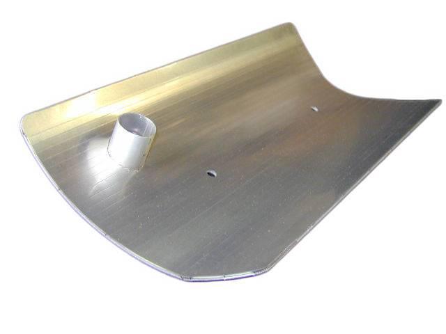 Butler Performance - Butler Performance Aluminum Valley Pan With PCVw/Bolts & Grommet BFA-AVP1