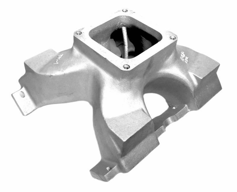 BOP - BOP Pontiac Intake (Iron, Edelbrock, & Cyl Heads) BOP-PIM71
