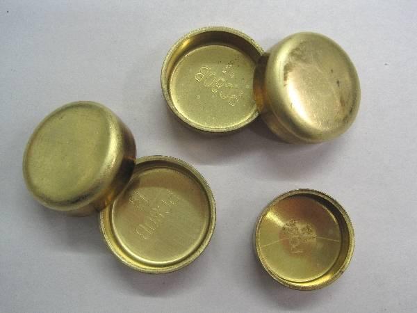 Butler Performance - Butler Performance Brass Freeze Plug Kit For Cast Iron Cylinder Heads Up BPI-1021