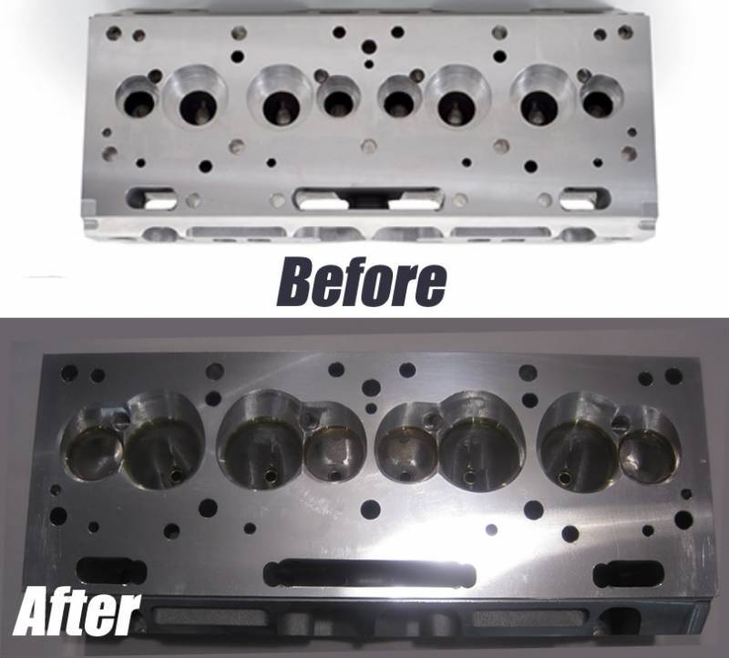 Butler Performance - Butler Performance/Edelbrock Custom 11 Degree Pro Port Cylinder Heads (Pair) BPI-11