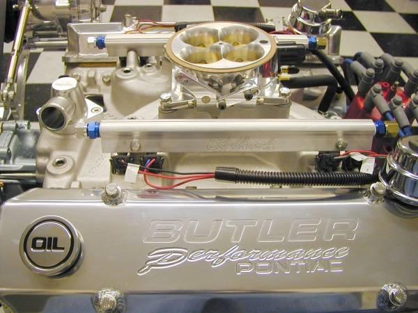 Butler Performance - Butler Performance FAST/Edelbrock Custom EZ EFI 2.0 Multi-Port Kit