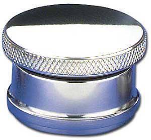 Billet Specialties - Billet Specialties Oil Fill Cap- Screw In w/o-ring, Aluminum Weld In Bung BSP-24110