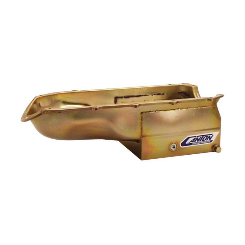 Canton Racing Products - Canton Shallow Road Race Oil Pan CAN-15-450