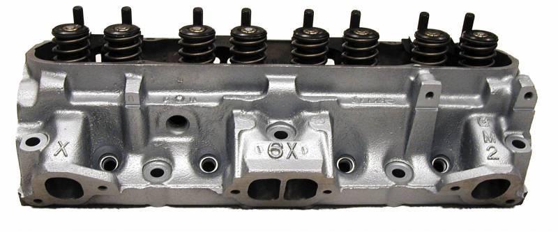 Pontiac Cast Iron Cylinder Heads,(Pair)