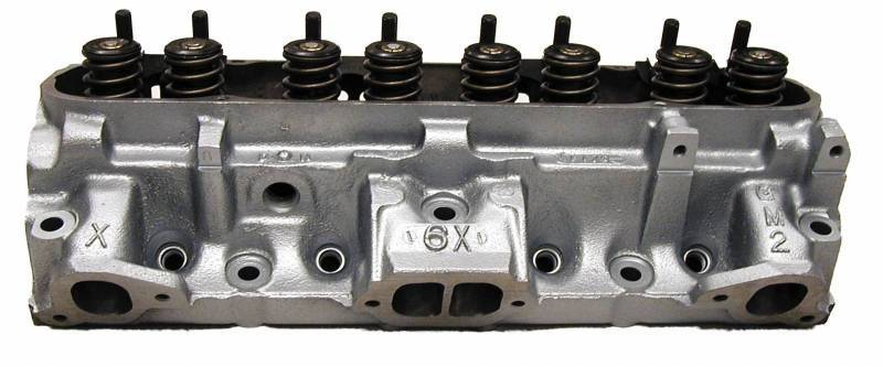 Butler Performance - Pontiac Cast Iron Cylinder Heads,(Pair)