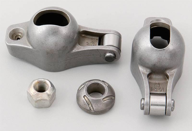 Competition Cams 1451-16 Magnum Roller 1.52 ratio 7//16 Stud Diameter Rocker Arm for Pontiac V8