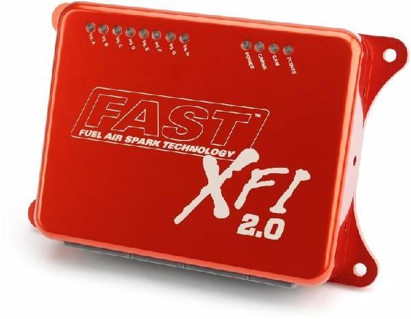 F.A.S.T. - FAST XFI 2.0™ ECU (NTK02) w/O2 Sensor/XFIFAS-303000