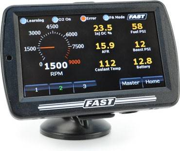 F.A.S.T. - FAST XFI eDash, Dash/Touchscreen Handheld, Add-on for XFi 2.0 & Sportsman XFi,  Each FAS-301517