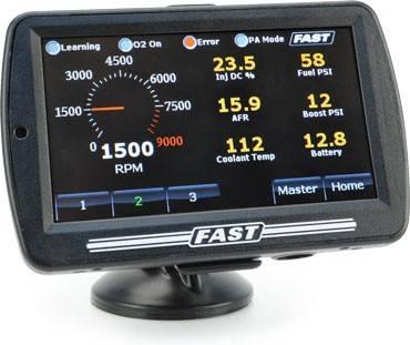 F.A.S.T. - FAST XFI eDash, Dash/Touchscreen Handheld, Add-on for XFi 2.0 & Sportsman XFi, Each FAS-301517