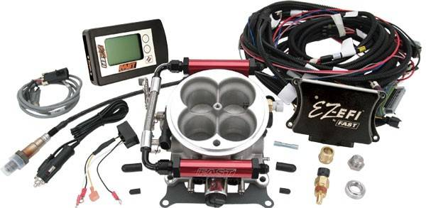 F.A.S.T. - FASTEZ-EFI® Self Tuning Fuel Injection System Base KitFAS-30226-KIT (No Fuel System)