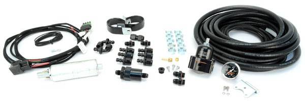 F.A.S.T. - FAST EZ-EFI 2.0 In-Line Fuel Pump Kit FAS-30402-FK, Includes Hose or Fittings